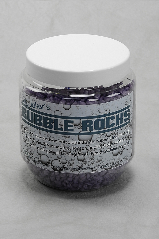 Bubble Rocks 500g - purple