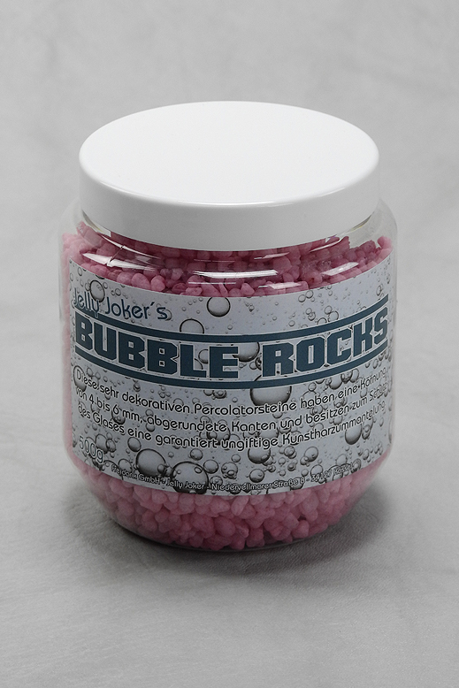 Bubble Rocks 500g - Pink
