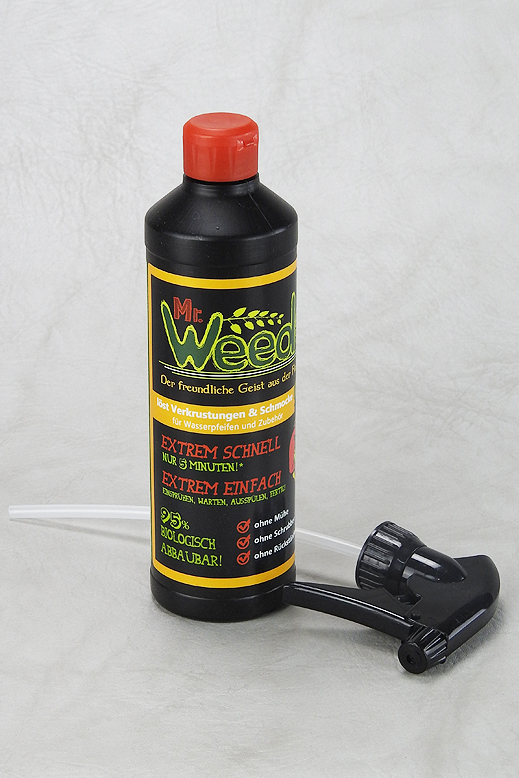 Mr Weeds – Premium Bong Cleaner – 500ml