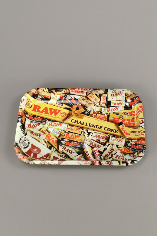 RAW Rolling tray papers
