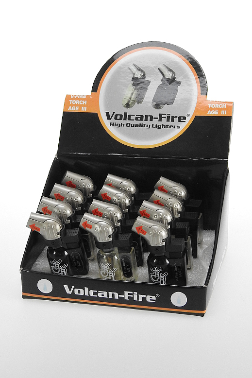 12 Jetflame lighter – V-Fire Torch Age III