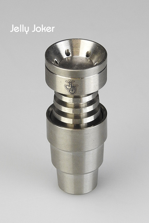 Titanium oil pan for male and female joints, all joint sizes