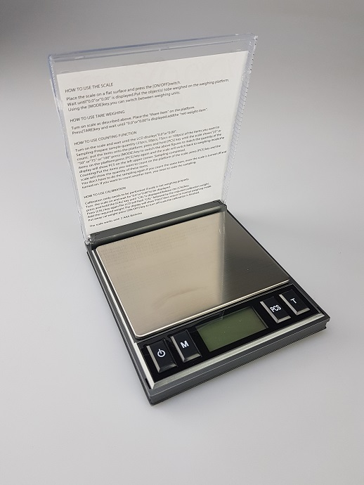 Digitalscale 100g/0,01g in CD look