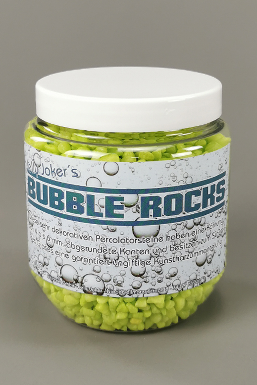 Bubble Rocks 500g - neon-green